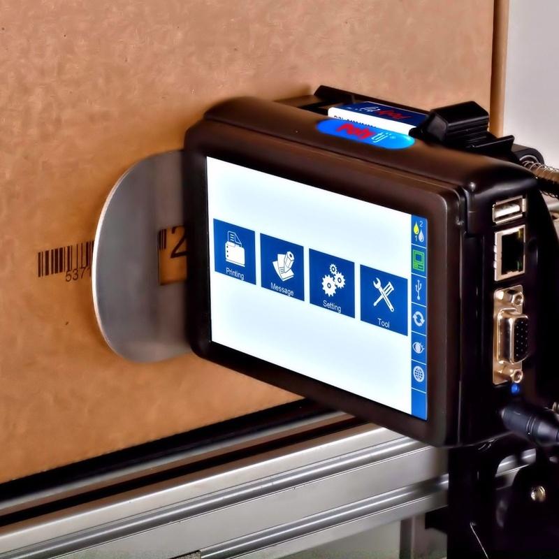 Impresión con Tecnología Inkjet: Productos y Servicios de STGlobal - Identificación y Etiquetado