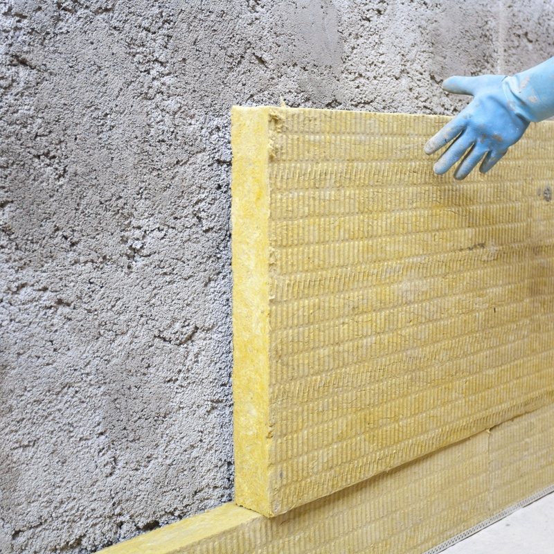 Aislamiento acústico: Productos y servicios de Aluminios Tascón