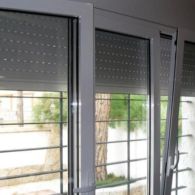 Las virtudes de las ventanas de aluminio