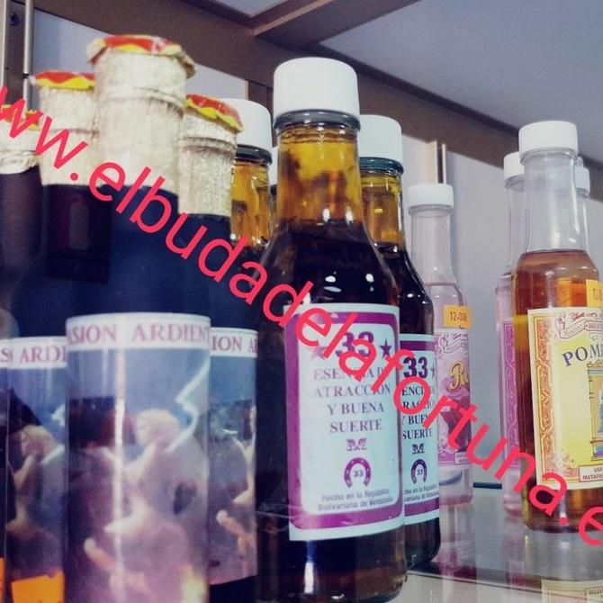 Perfumes y extractos esotéricos, definición y propiedades