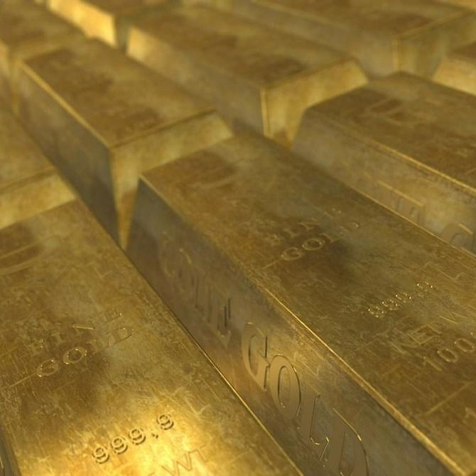 La formación del oro