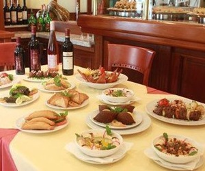 Restaurante libanés en Tenerife