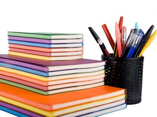 Libros de texto y material escolar