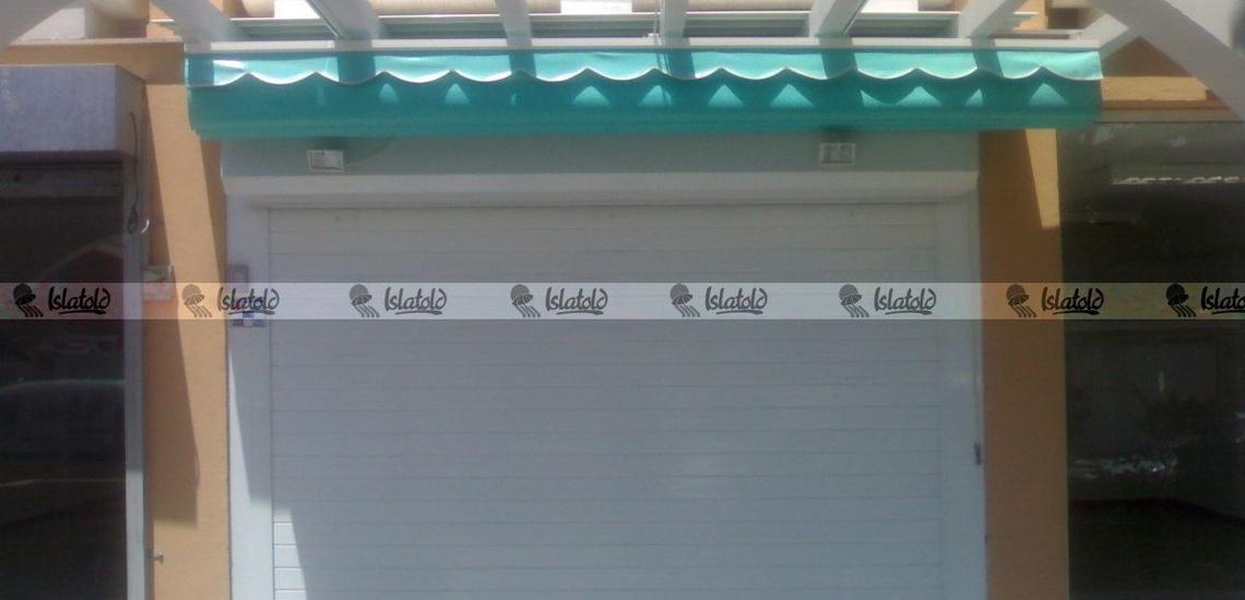Istalación de toldos en Las Palmas