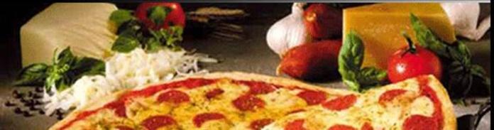 Suplementos: Carta de Pizzería Ciao