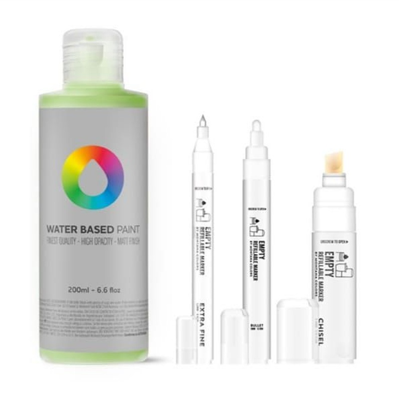 Water based paint. recargas 200 ml: Productos de Adictos Tenerife