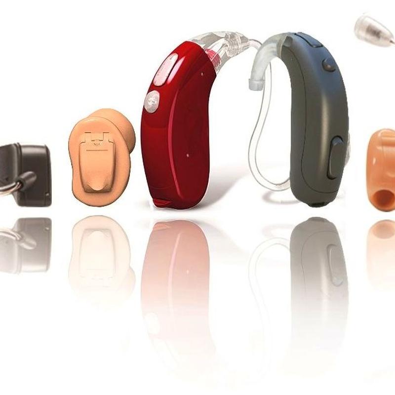 Audífonos digitales: Productos y Servicios de Don Visión