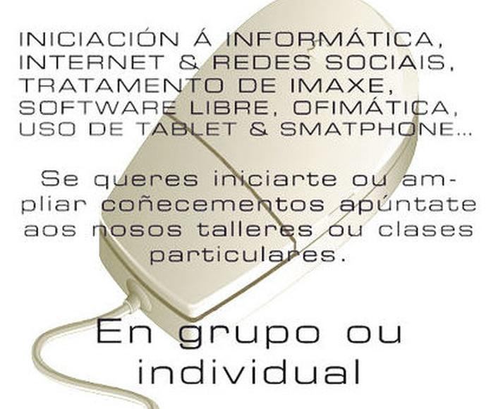 CLASES Y TALLERES DE INFORMÁTICA