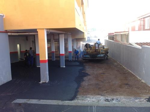 Fotos de Asfaltos en La Matanza de Acentejo | Asfaltos San José