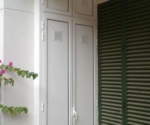 Armario aluminio exterior