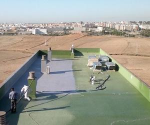 Impermeabilización poliurea en Jaén