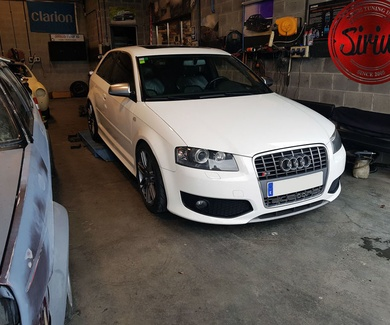Audi S3 - KW V2