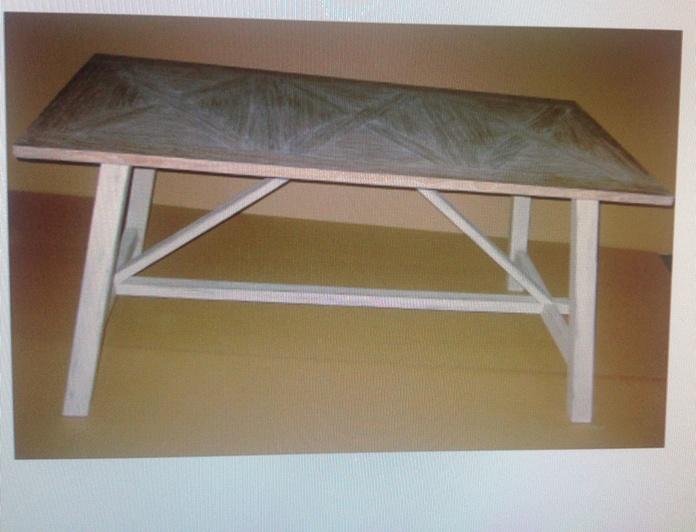 Mesa comedor madera tipo parquet: Catálogo de Ste Odile Decoración