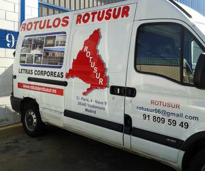 Rótulos Rotusur, Valdemoro