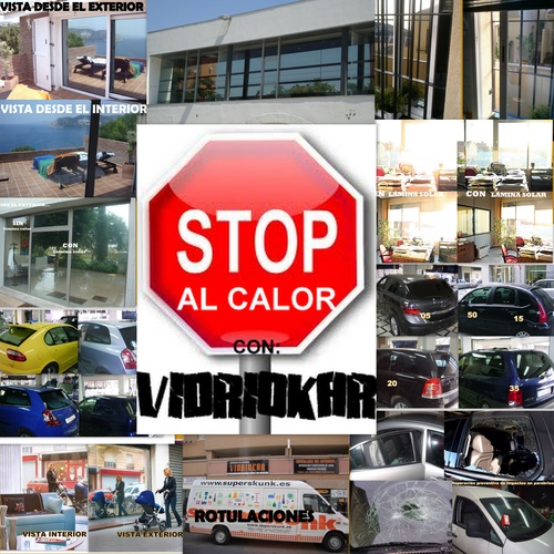 Vidriokar en Malaga