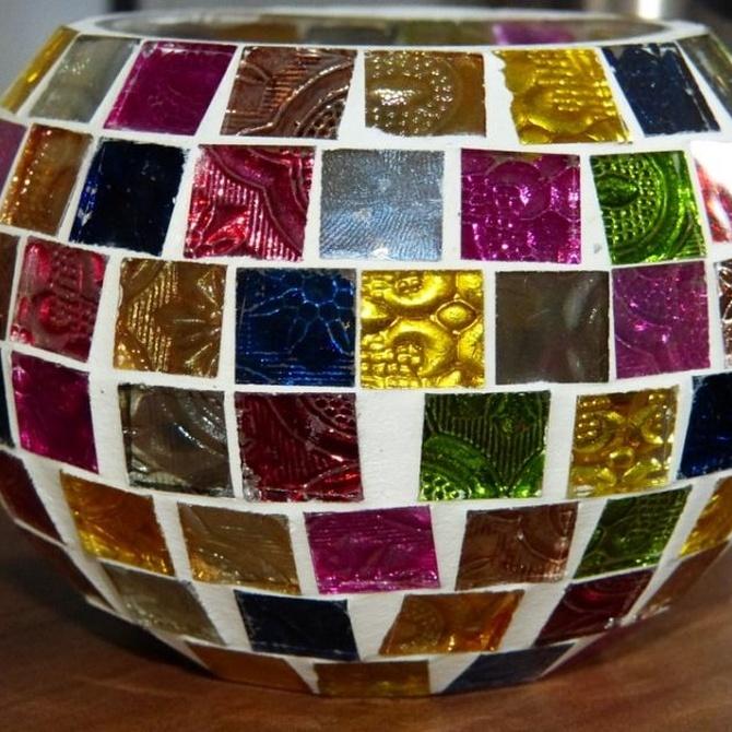 La moda de los vidrios decorativos
