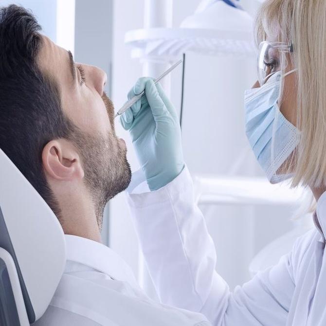 Las enfermedades de las encías