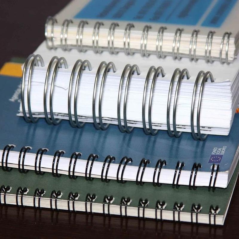 Encuadernación wire-o: Servicios de Cemeyka Digital