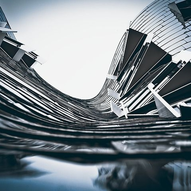 Tipos de vigas de hierro y perfiles estructurales