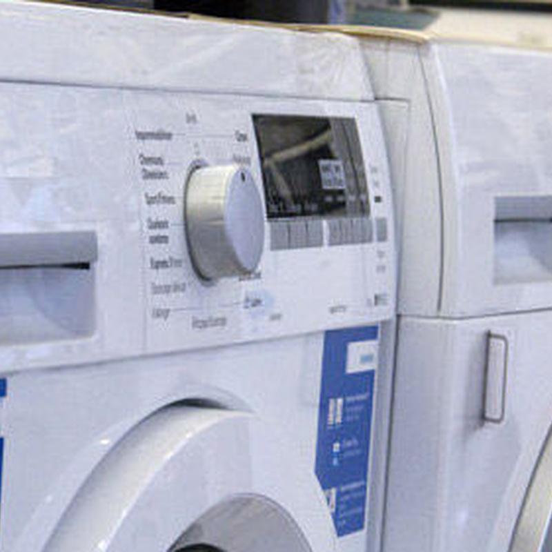 Recambios para electrodomésticos: Servicios de Sat Cabello