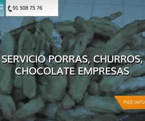 Chocolatería y churrería en Madrid | Churrería Hermanos López