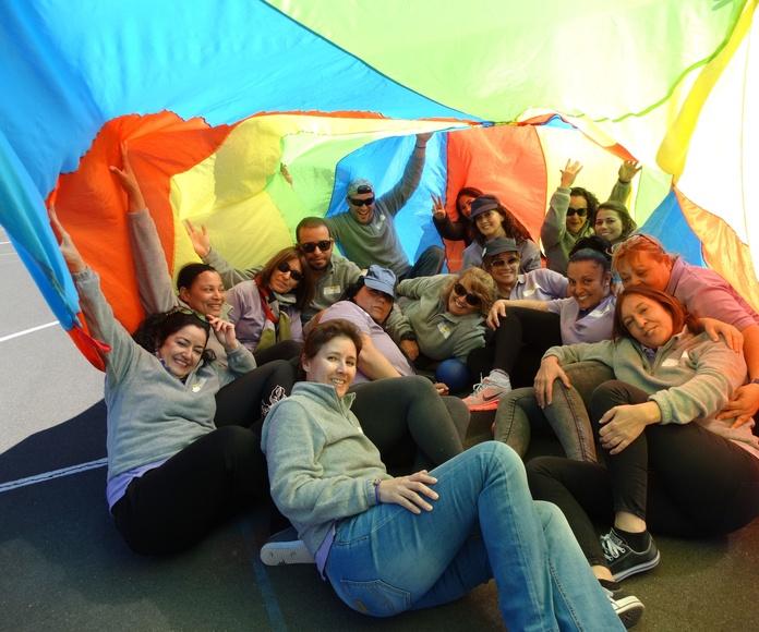 Dinámicas Paracaídas.: Proyectos y Servicios de Asociación Domitila