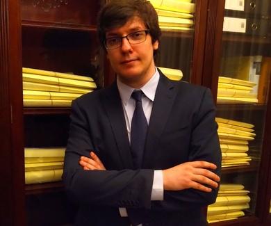 D. Pablo Oliván Sánchez