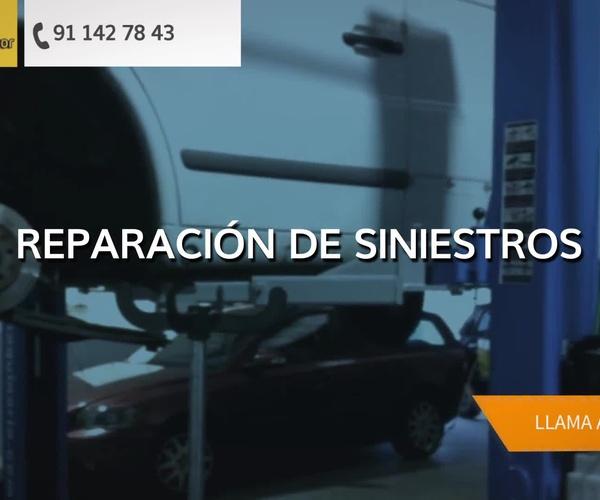 Taller mecánico de coches en San Sebastián de los Reyes
