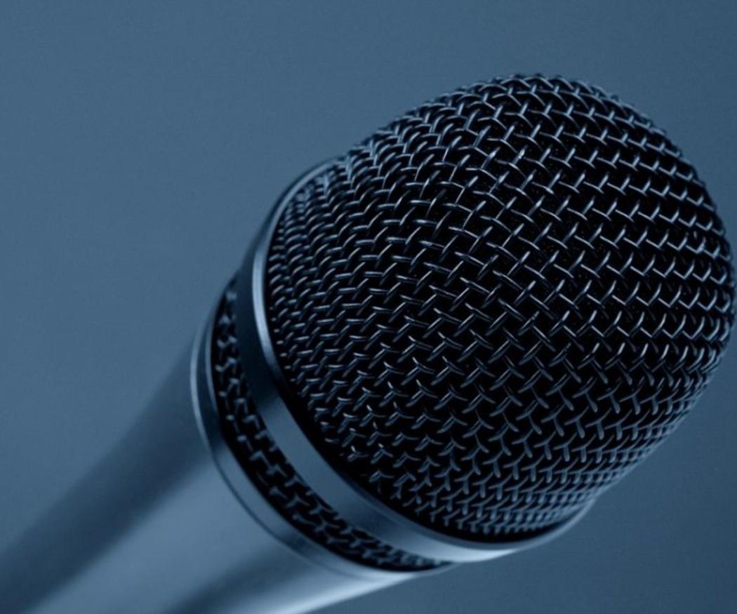 La evolución del micrófono
