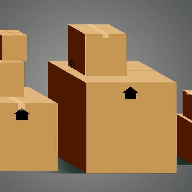 Los mejores materiales para embalar tus pertenencias