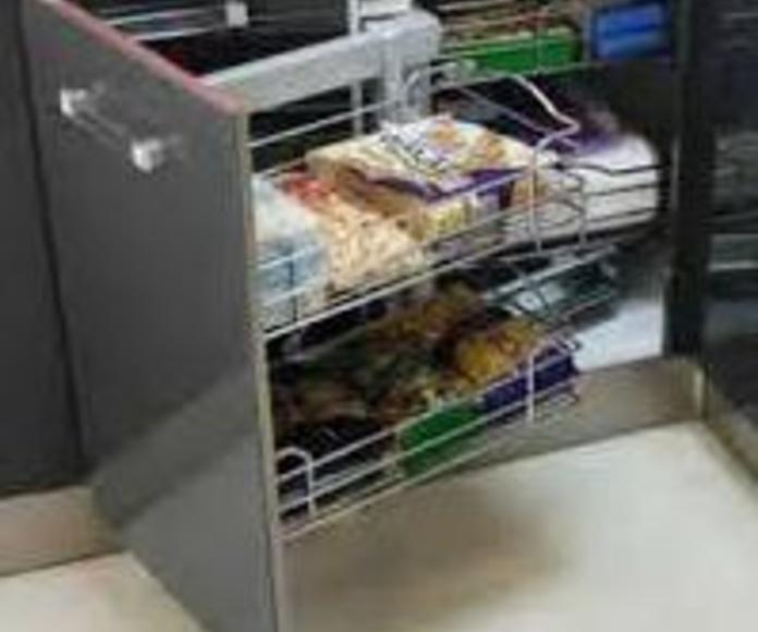 complementos de la cocina moderna en ciudad lineal madrid: Servicios de Estudios y Proyectos de Cocina Moderna