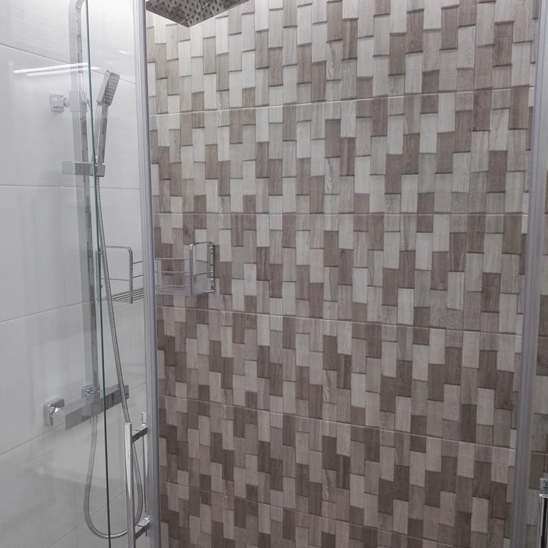 Mamparas de Baño de baño: Cocinas y baños de F. Alba, cocinas y baños