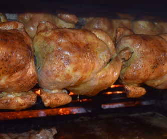 mini hamburgesa a la leña: Visita nuestra carta de Chicken Grill