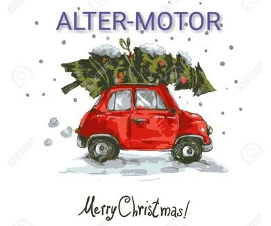 Felices Fiestas Recambios Alter Motor