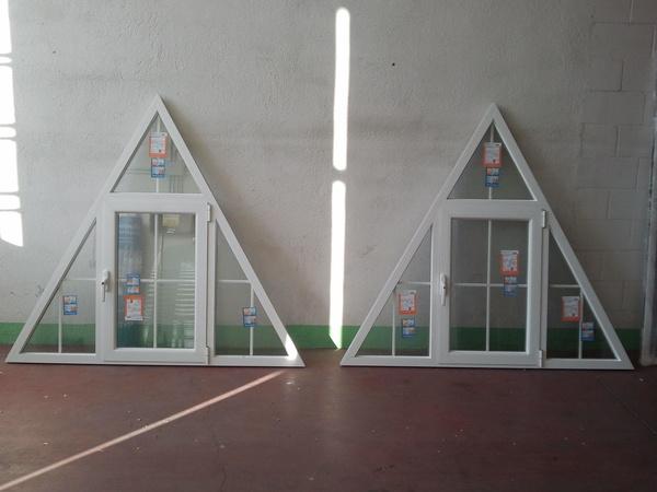 Ventanas con forma: Catálogo de Beda Aluminios, S.L.