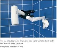 Soporte para utensilios de baño