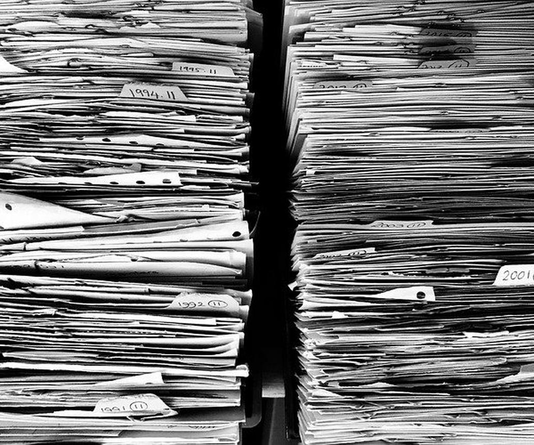 Errors habituales en la destrucción de documentos