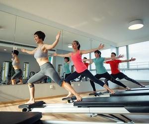 Ejercicios fundamentales de pilates