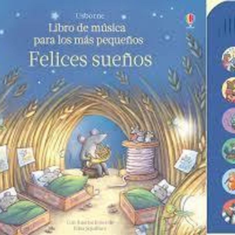 El libro de la música para los más pequeños.