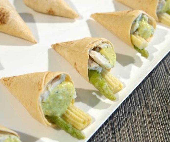 Cóctel reforzado: Servicios de catering de Catering Ondarreta