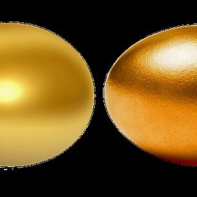 El oro en la mitología
