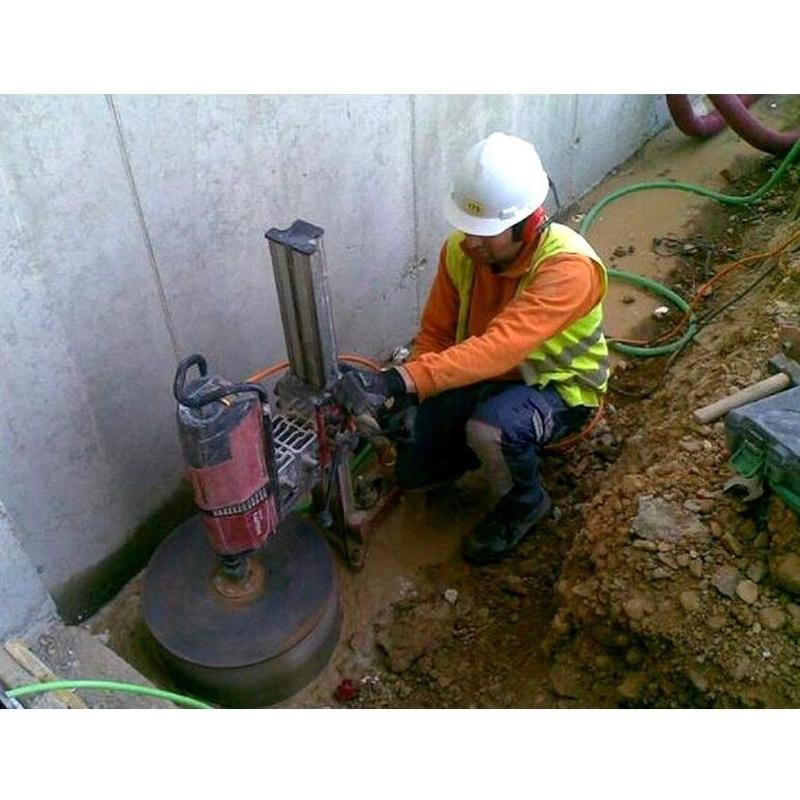 Cortes pavimento: Servicios de Cortes & Perforaciones RG