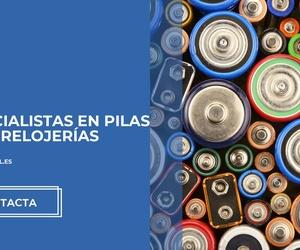 Mayorista de pilas Valencia | Pilasval