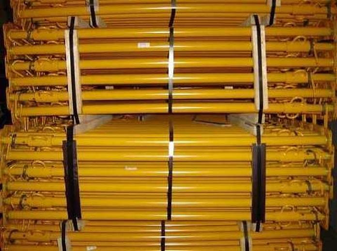 Puntales metálicos: PRODUCTOS PARA ALQUILAR de Ferretería Acentejo, S.L.