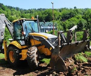 Reparaciones de caminos y preparaciones de terrenos