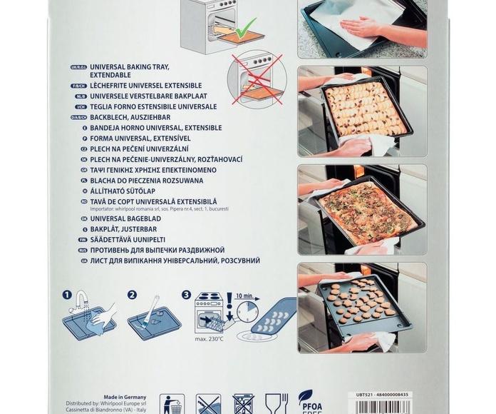 Bandeja horno universal: Catálogo de Servei Tècnic Muñoz