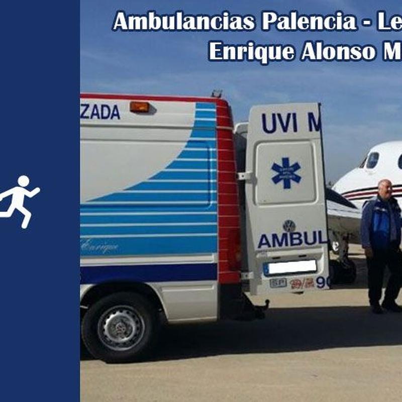 Asistencia en viaje: Servicios de Ambulancias Enrique
