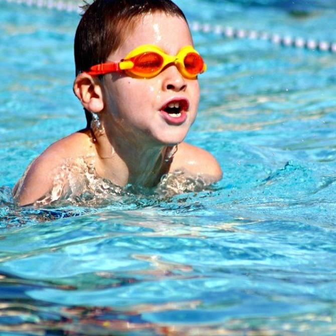 La natación como deporte para toda clase de personas