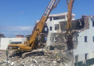 Proyectos de demolición