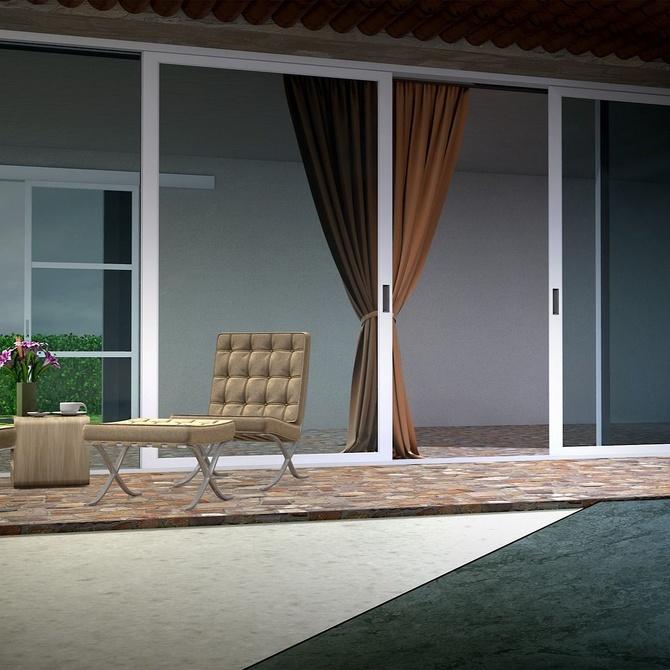 Cómo mantener una buena temperatura en tu terraza con cerramiento